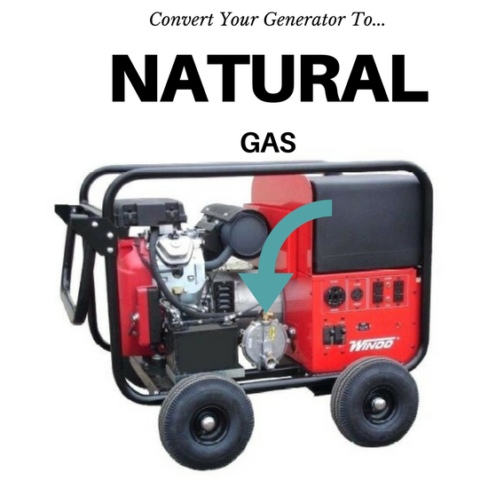 Can You Convert A Gas Ed Generator To Natural