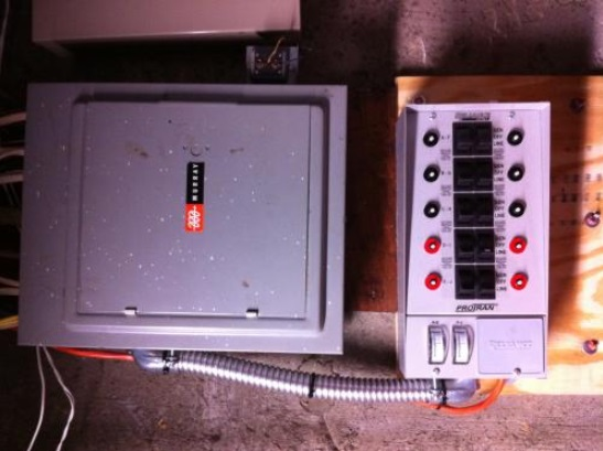 back up power transfer switch