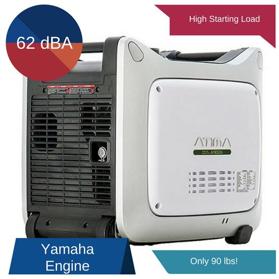 Atima Ay3000i Inverter Generator Review 2018 Portable