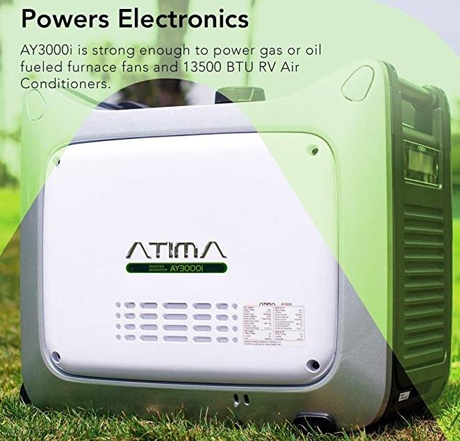 atima ay3000i inverter generator specifications