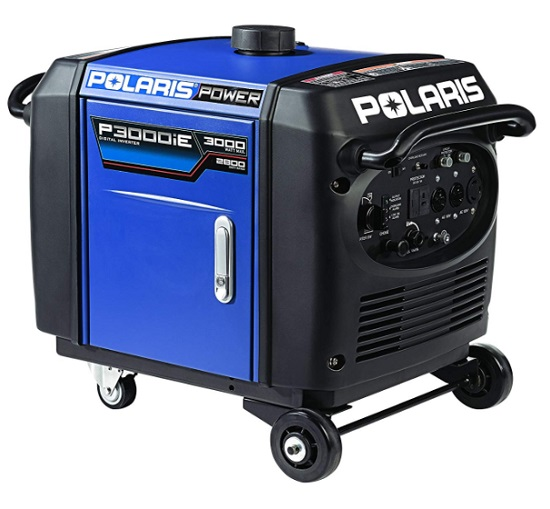 polaris p3000ie generator comparison