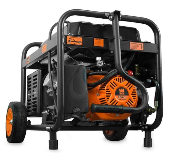 wen dual fuel generator reviews
